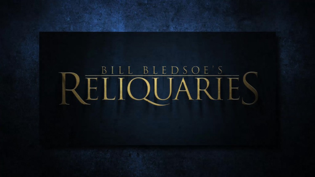 Bill Bledsoe's Reliquaries