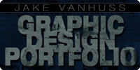 Jake VanHuss - Graphic Design Portfolio