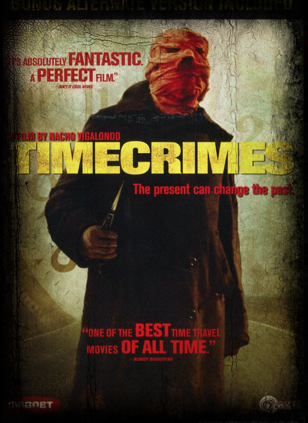 Timecrimes (2007) Spanish Movie 480p BluRay 300MB With Bangla Subtitle